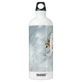 Barn Owl swooping with claws out SIGG Traveler 1.0L Water Bottle