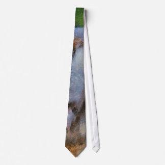 Barn Owl Tie