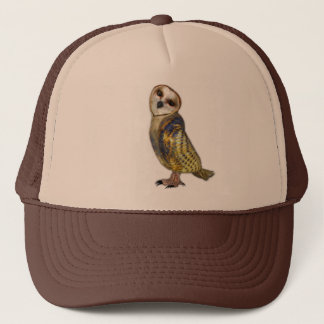 Barn Owl Trucker Hat