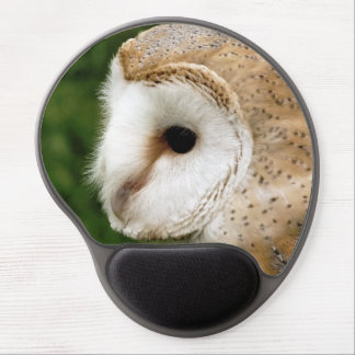BARN OWLS GEL MOUSE PAD
