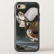 Barn Owls, the Birds of America John James Audubon OtterBox Symmetry iPhone 8/7 Case