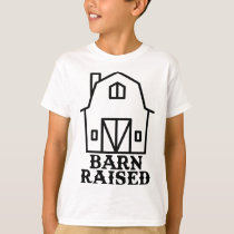 Barn Raised Shirts For Farm Kids