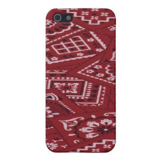 Barn Red Bandana Speck Case iPhone 4