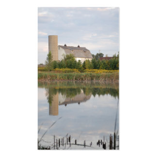 Barn Reflections Business Cards