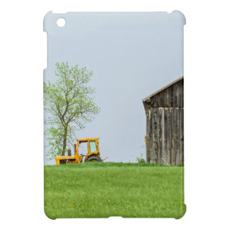 Barn Scene With Tractor Cover For The iPad Mini