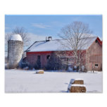 Barn Solitude Photograph