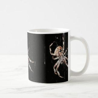 Barn Spider Underside Coffee Mug