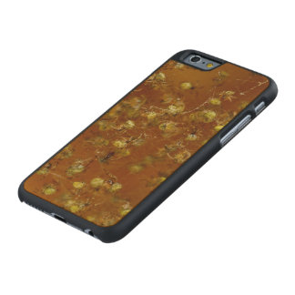 Barn Spiders Carved® Maple iPhone 6 Case