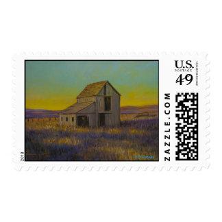 Barn Study Stamps