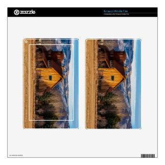 Barn Style Home - Heber - Utah Skins For Kindle Fire