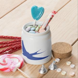 Barn Swallow Candy Dish