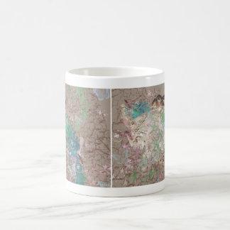 Barn Swallow Fantasy - Birds in a nest Coffee Mug