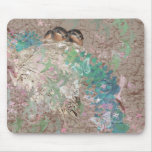 Barn Swallow Fantasy - Birds in a nest Mouse Pad