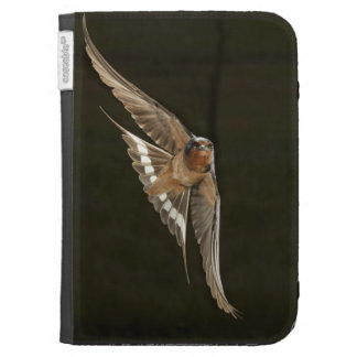 Barn Swallow in flight Kindle 3G Cover
