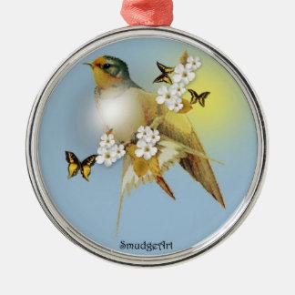 Barn Swallow Christmas Ornaments