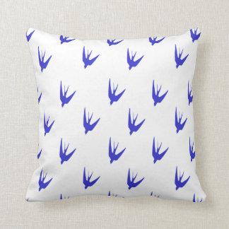 Barn Swallow Pillow