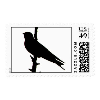 Barn Swallow stamp