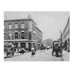 Barn Tavern, Highbury, c.1900 Postcard