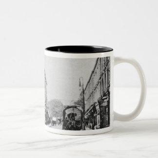 Barn Tavern, Highbury, c.1900 Two-Tone Coffee Mug