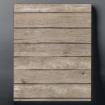 """Barn Wood Panels Plaque<br><div class=""""desc"""">Rustic barn wood texture to create custom one of a kind items.</div>"""