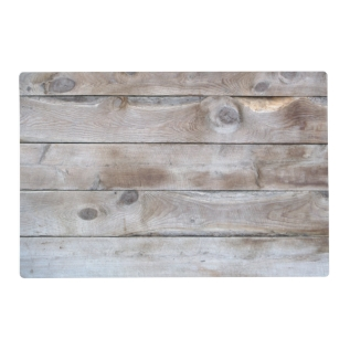 Barn Wood Placemat at Zazzle