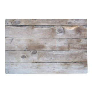 Barn Wood Placemat