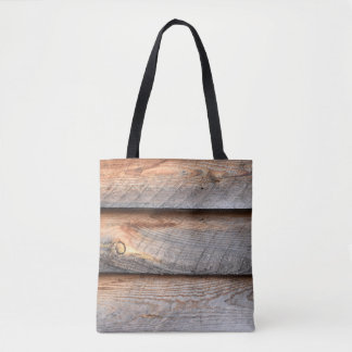 Barn Wood. Tote Bag