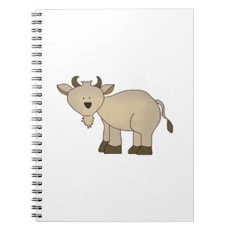 BaRN YaRD PaLs GoATee Notebook
