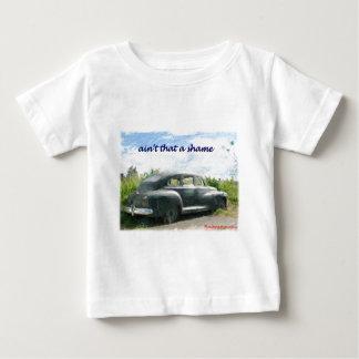 Barn Yard Plymouth Baby T-Shirt