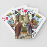 barnabas and saul go out as missiona playing cards bicycle playing cards