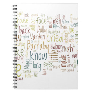 Barnaby Rudge Spiral Notebooks