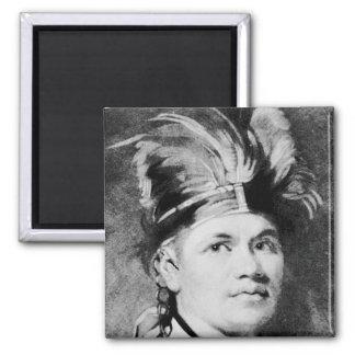 Barnacla - José/jefe indio del Mohawk Imán De Nevera