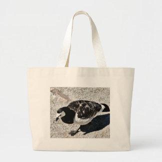 Barnacle Goose Animal Canvas Bag