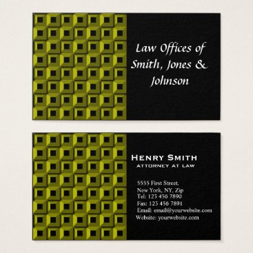 Lawyer Themed Barnacles in Pink Business Card