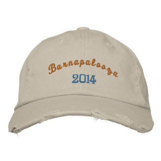 Barnapalooza 2014 cap
