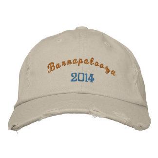 Barnapalooza 2014 embroidered hat