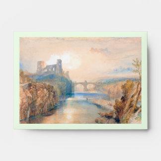 Barnard Castle Joseph Mallord William Turner Envelope
