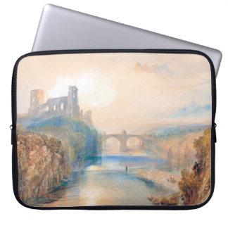 Barnard Castle Joseph Mallord William Turner Laptop Computer Sleeve