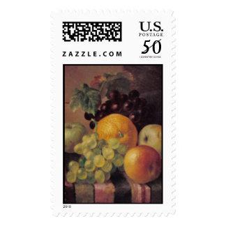 barnard still life w fruit postage