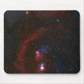Barnard's Loop Around Orion Mouse Pad
