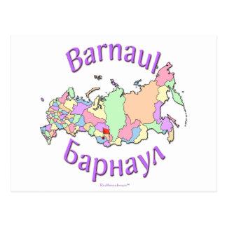 Barnaul Rusia Postales