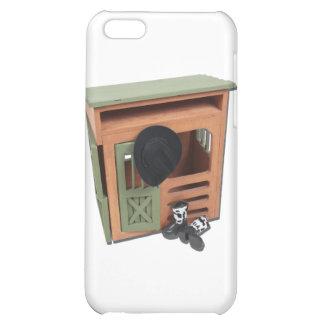 BarnCowboyBootsHat022111 iPhone 5C Cases