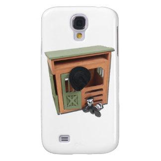 BarnCowboyBootsHat022111 Samsung Galaxy S4 Cover