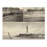 Barnegat Inlet Steamship Amerique Post Cards