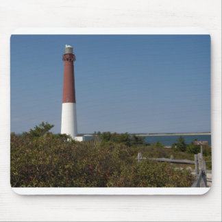 Barnegat Light and Inlet Mouse Pad
