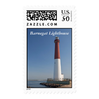 Barnegat Lighthouse III Postage Stamp