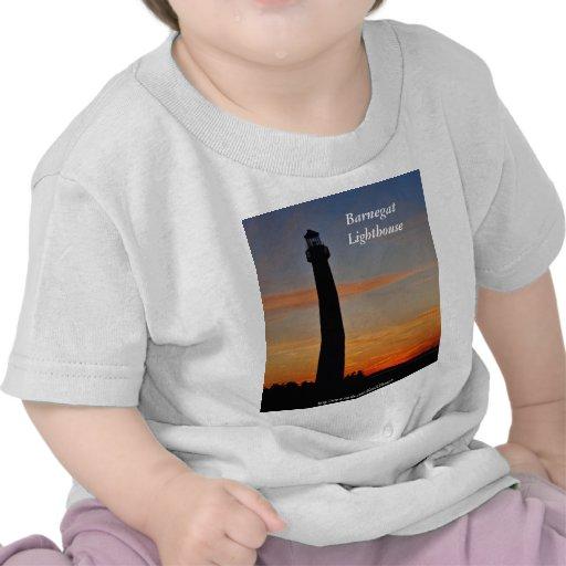 Barnegat Lighthouse IV Babywear Shirt