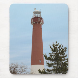Barnegat Lighthouse NJ Mouse Pad