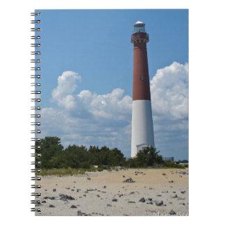 Barnegat Lighthouse Notebook
