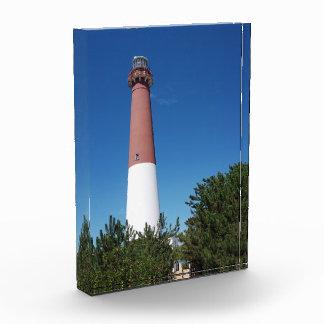 Barnegat Lighthouse Old Barney Acrylic Award